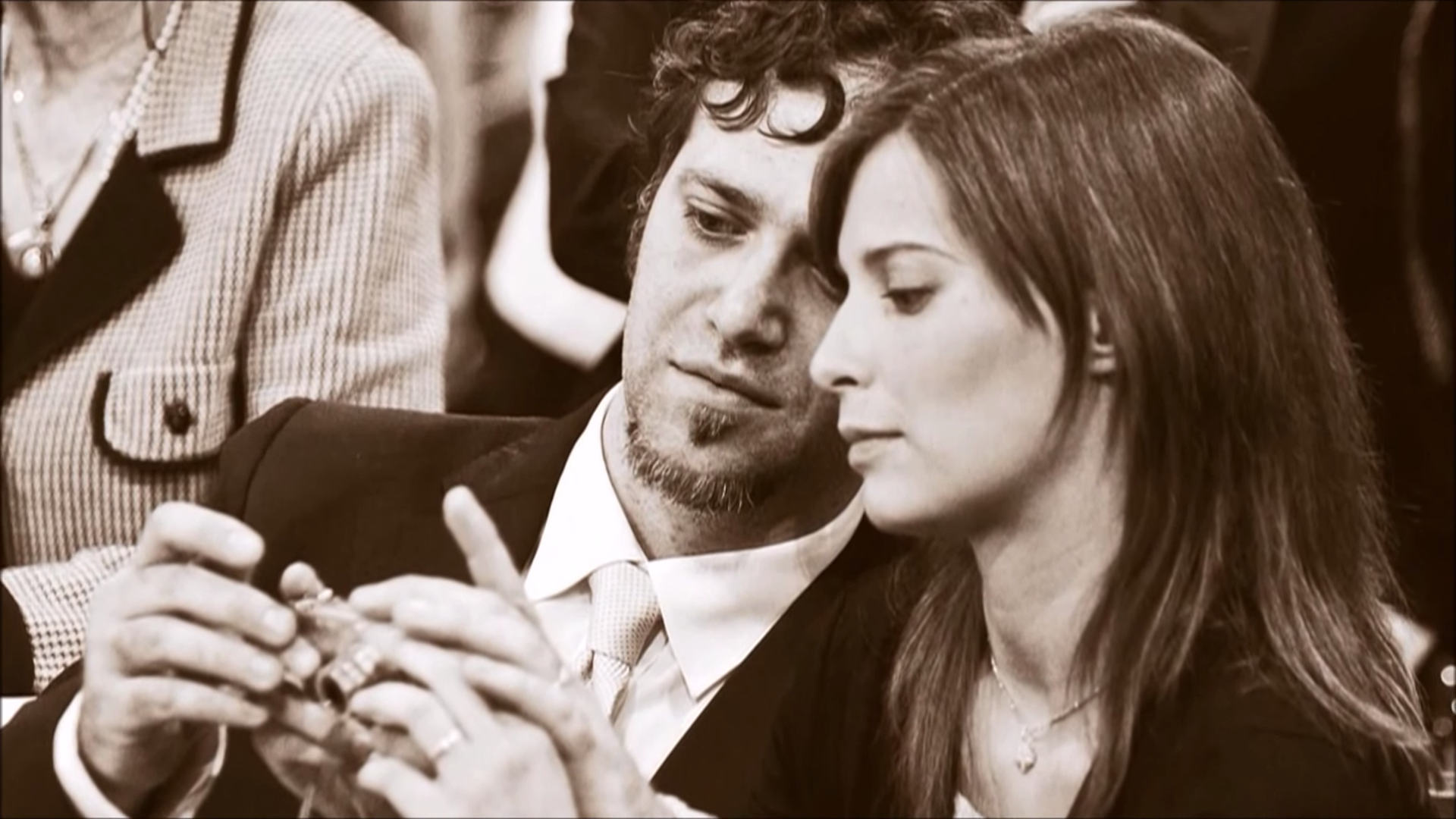Chiara Corbella et son mari, Enrico Petrillo, capture YouTube