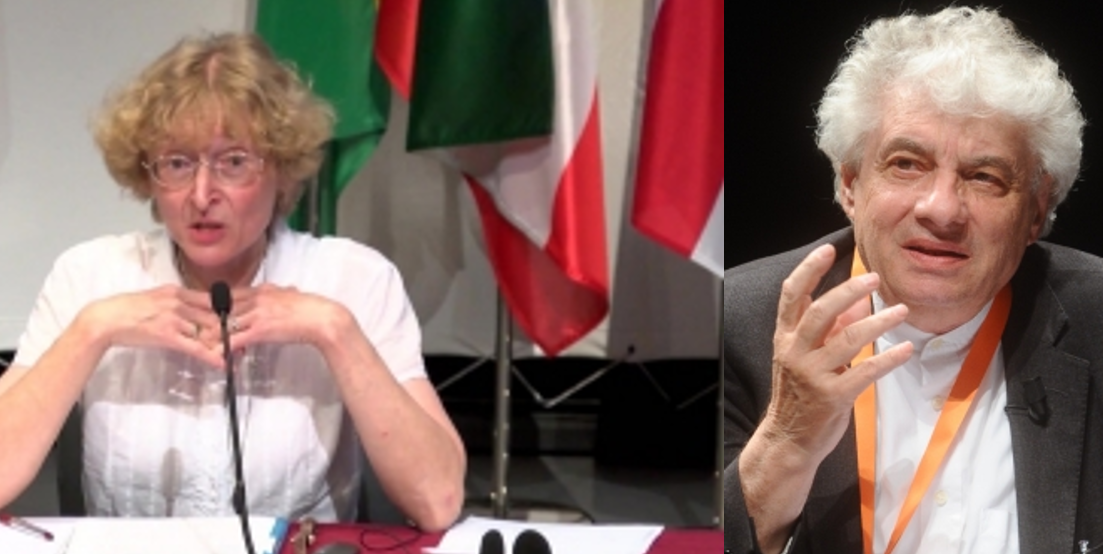 Fondation Ratzinger, Marianne Schlosser et Mario Botta