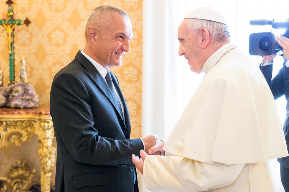 Ilir Meta, président Albanie © Facebook
