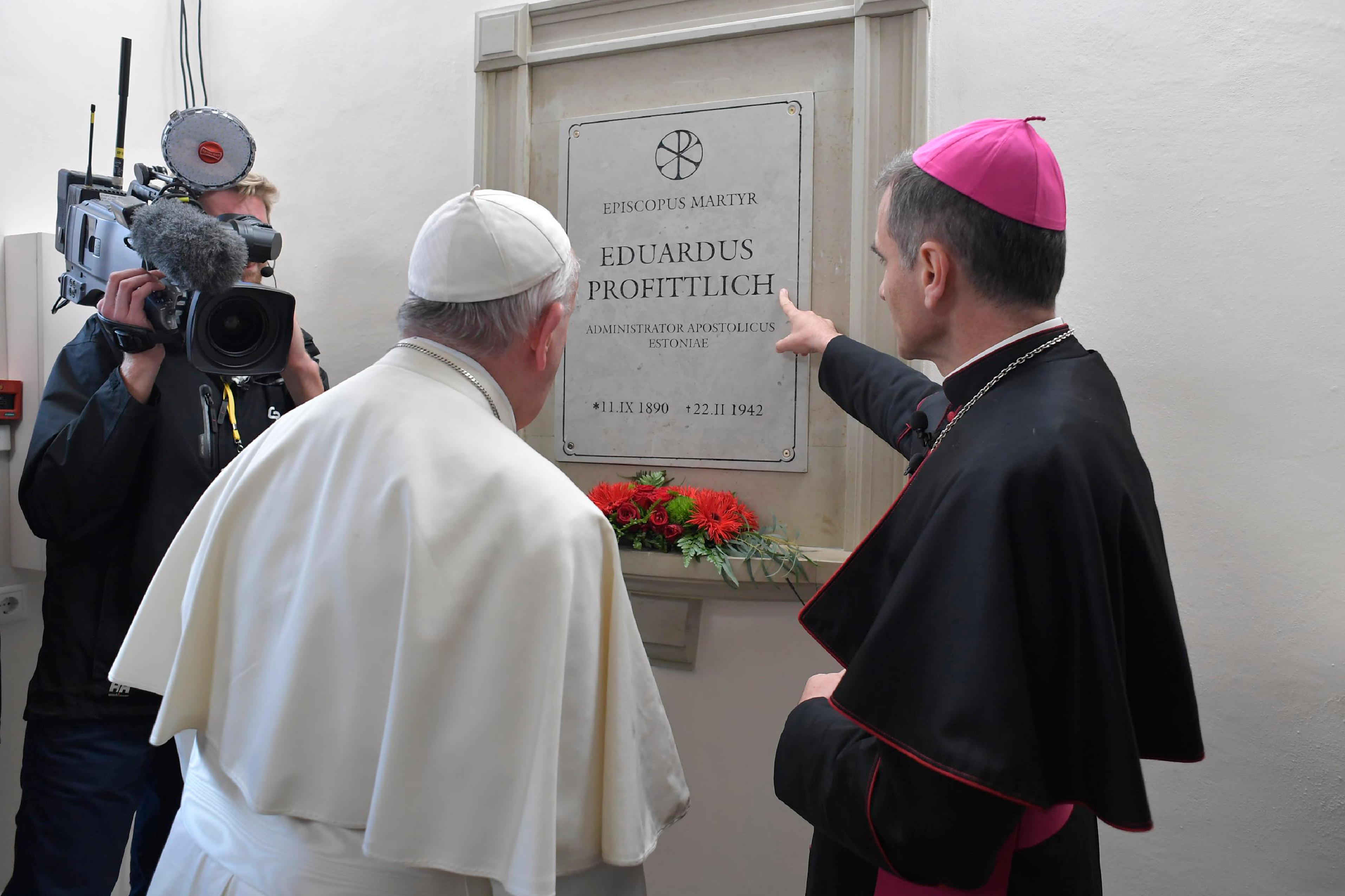 Cathédrale S. Pierre S. Paul de Tallinn, Estonie @ Vatican News
