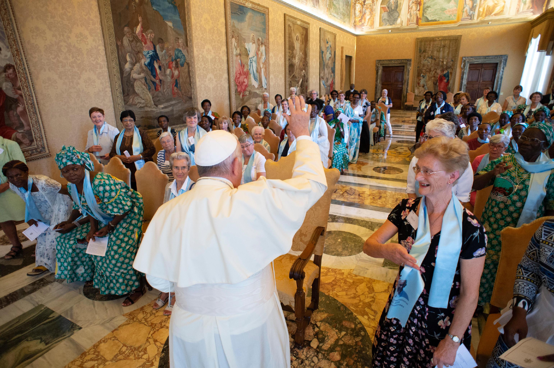 Veuves consacrées © Vatican Media