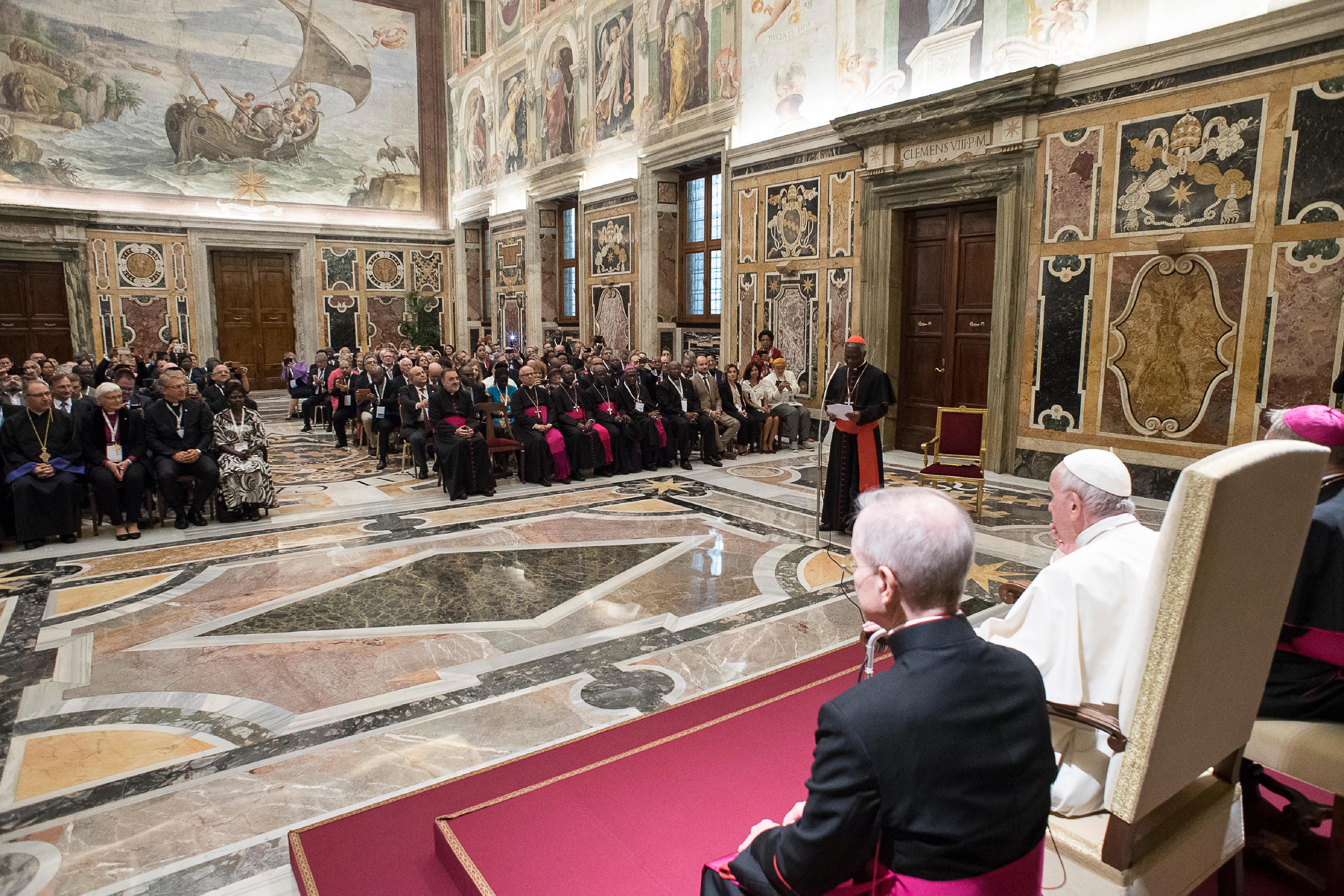Conférence mondiale sur la xénophobie, le racisme et le populisme dans le contexte des migrations © Vatican Media
