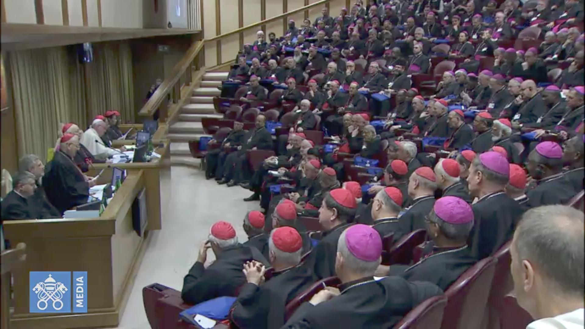 Synode 2018 @ Vatican Media