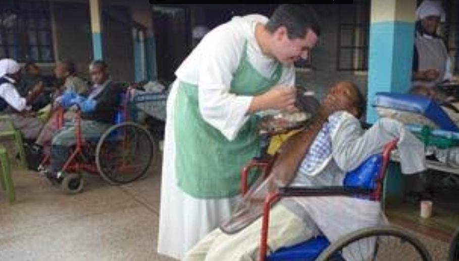 Consacrés auprès des pauvres