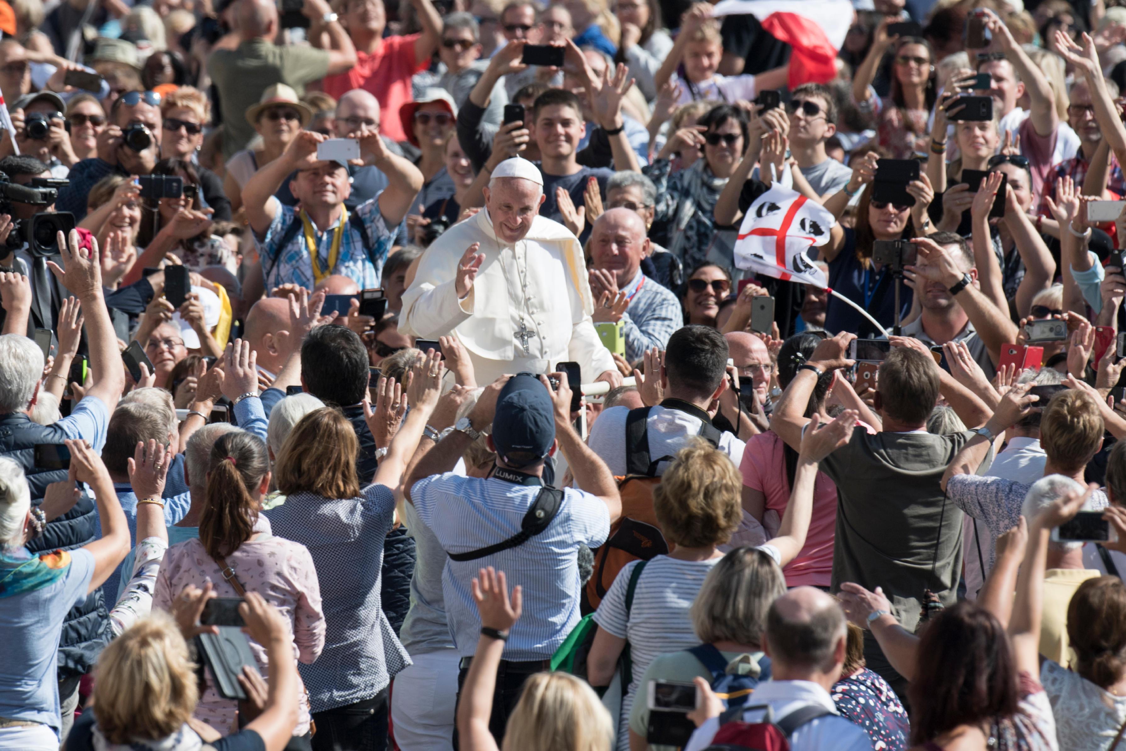 Messe d'ouverture du synode 2018 © Vatican Media