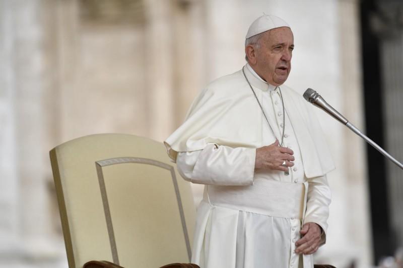 Audience générale du 17 oct 2018 © Vatican Media