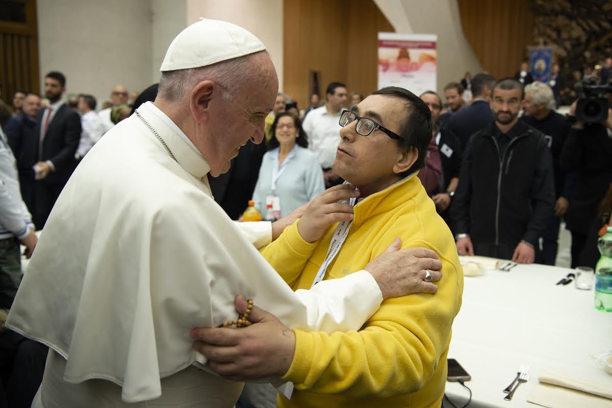 Journée mondiale des pauvres 2018 © Vatican Media