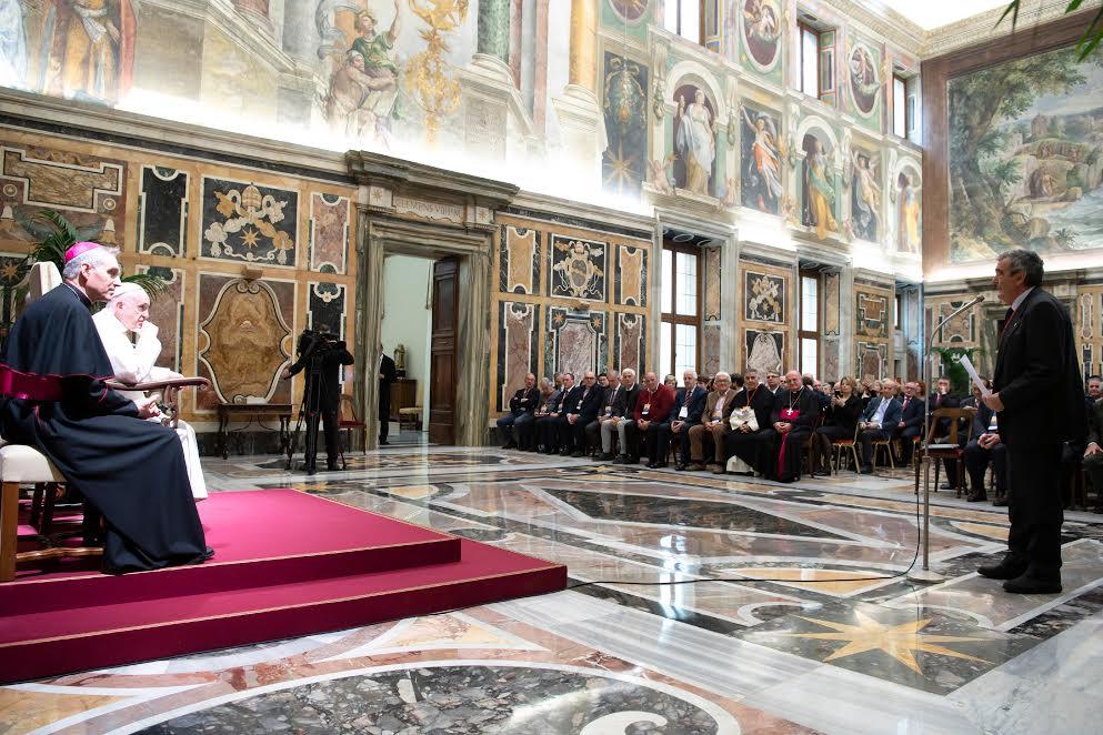 Fondation Giorgio La Pira © Vatican Media