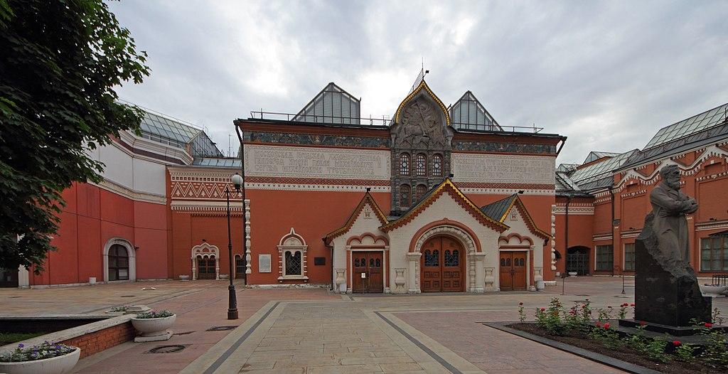 La Galerie Tretiakov en 2012 @ A.Savin/WikiPhotoSpace