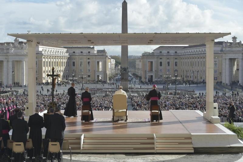 Audience générale du 7 nov 2018 © Vatican Media