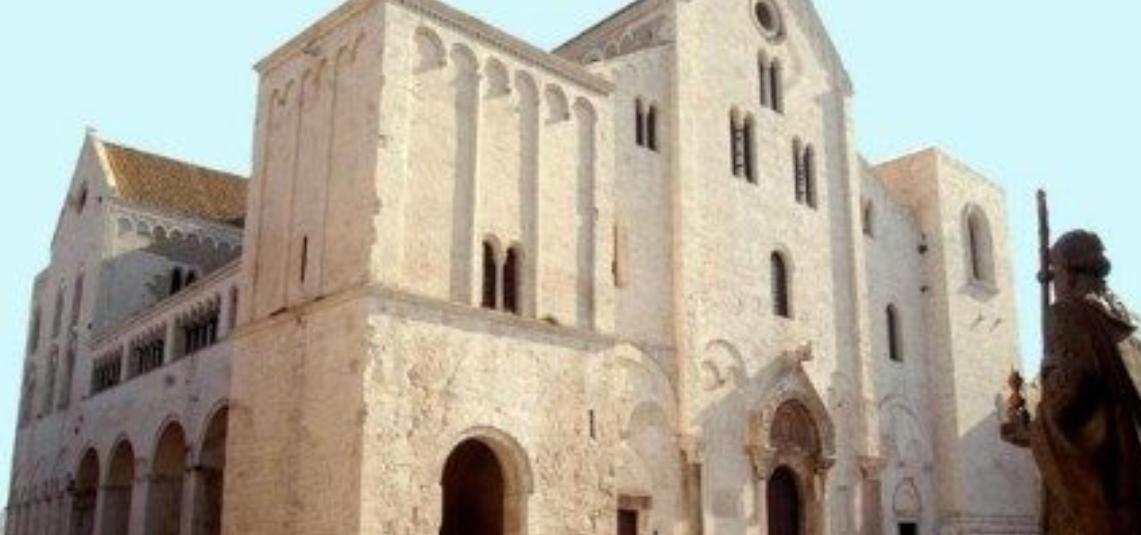 Basilique saint Nicolas de Bari © Vatican News
