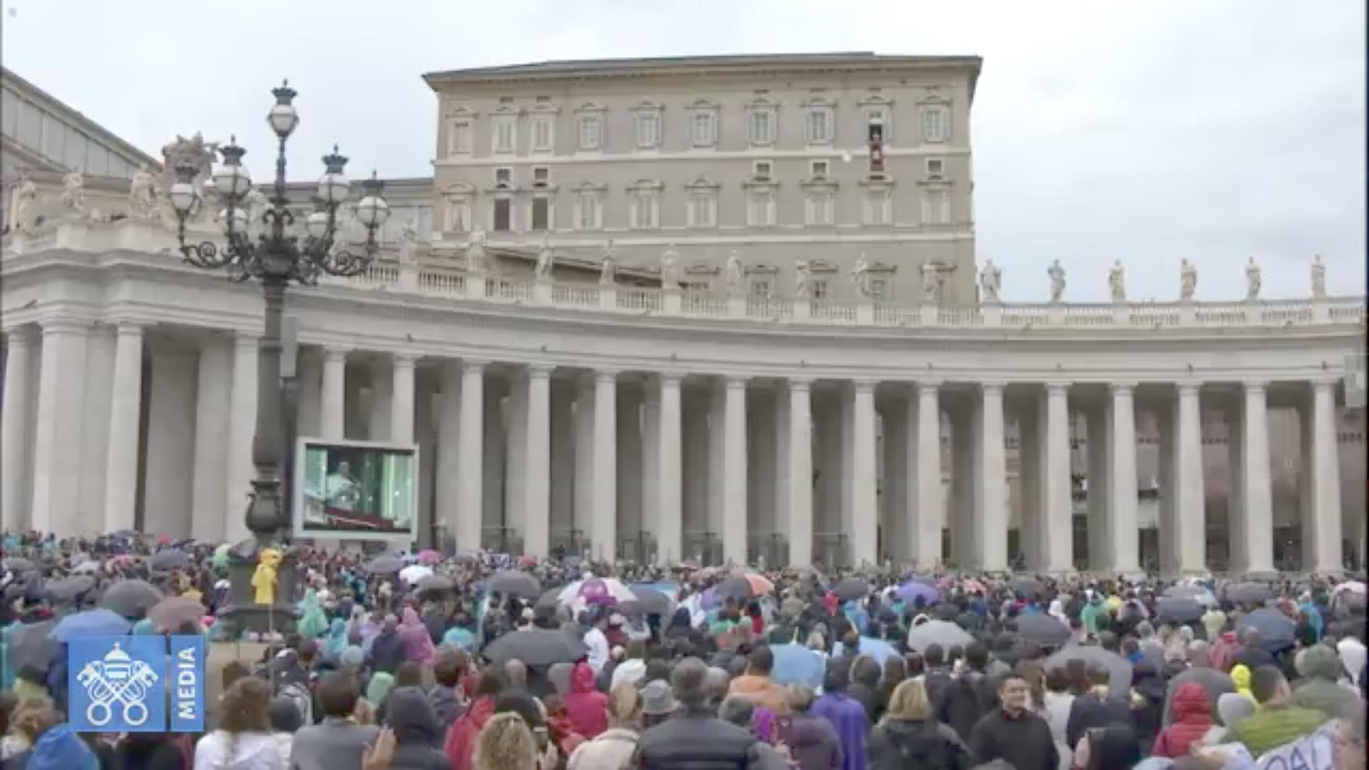 Angelus, 4 nov. 2018 @ Vatican Media