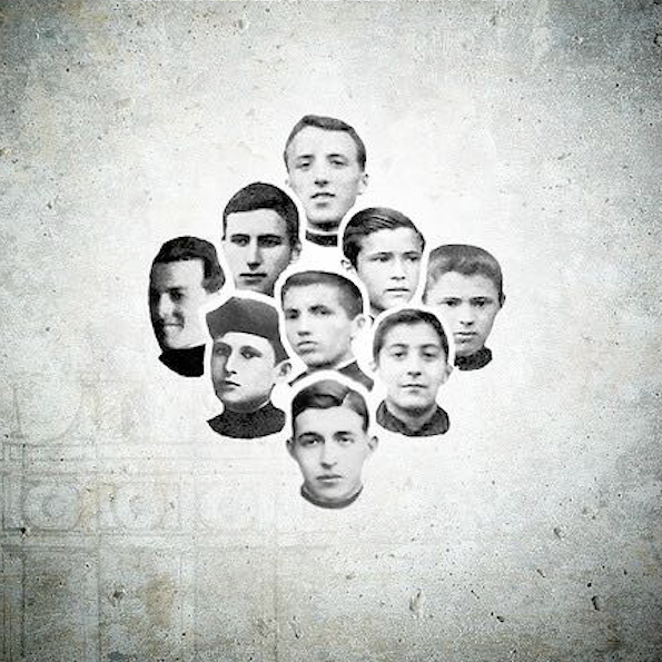 Séminaristes martyrs d'Oviedo @ Facebook du séminaire