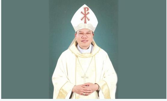Mgr Joseph Vu Văn Thiên @ ThienBinh03101995/wikipedia