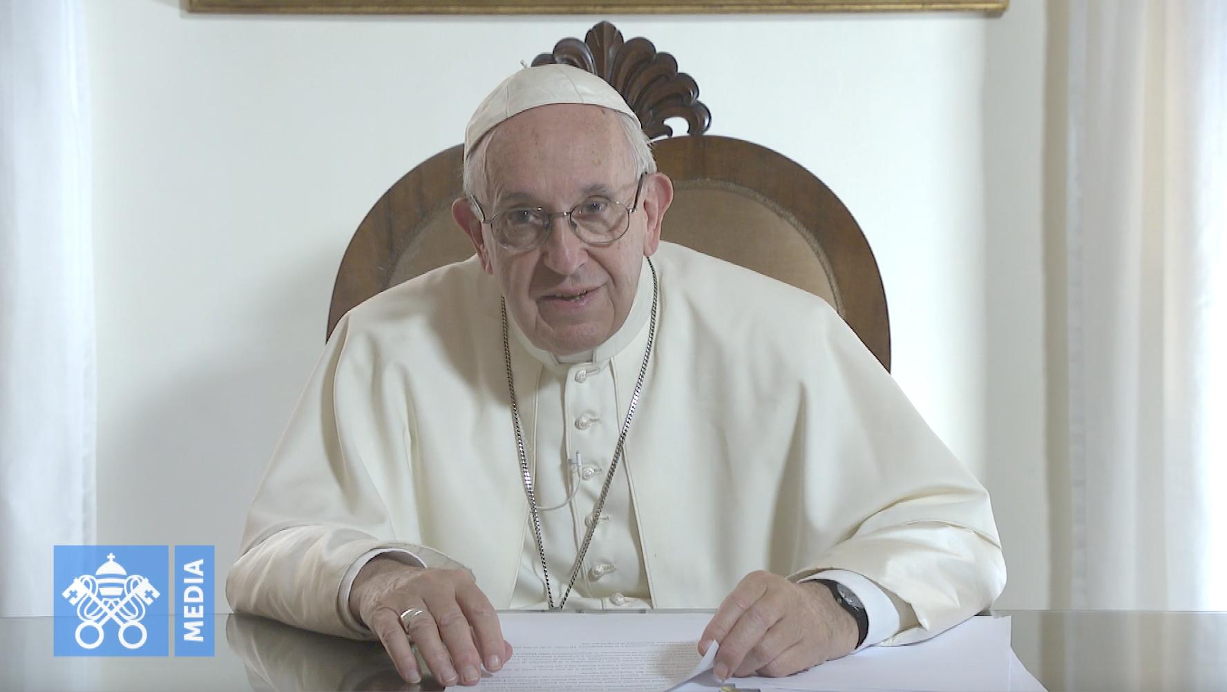 Message sur l'enseignement social de l'Eglise @ Vatican Media