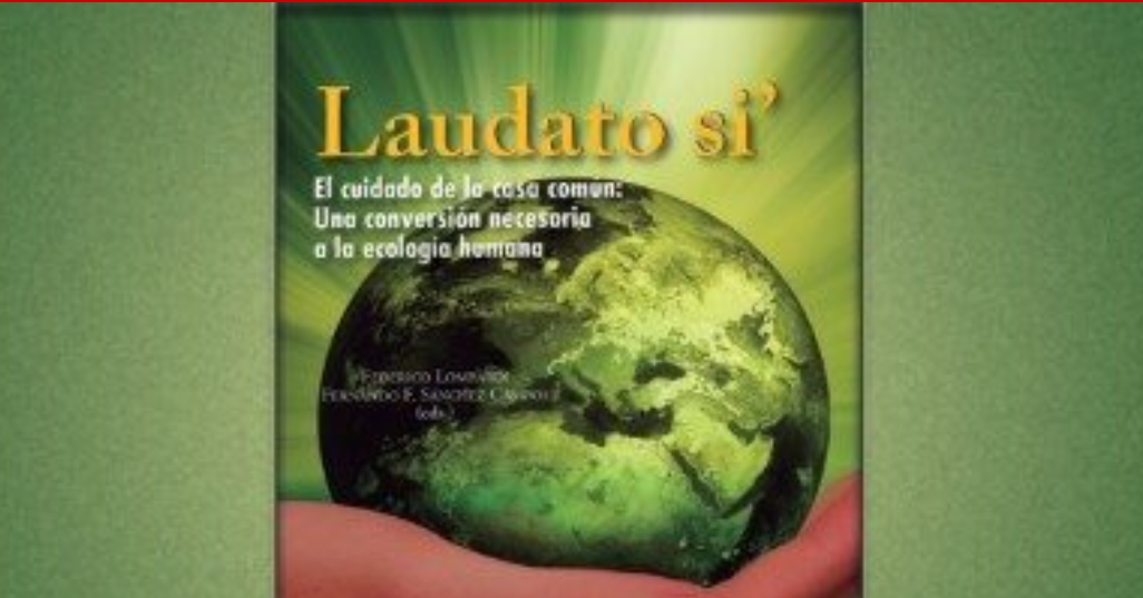 Livre sur Laudato Si' © Vatican News