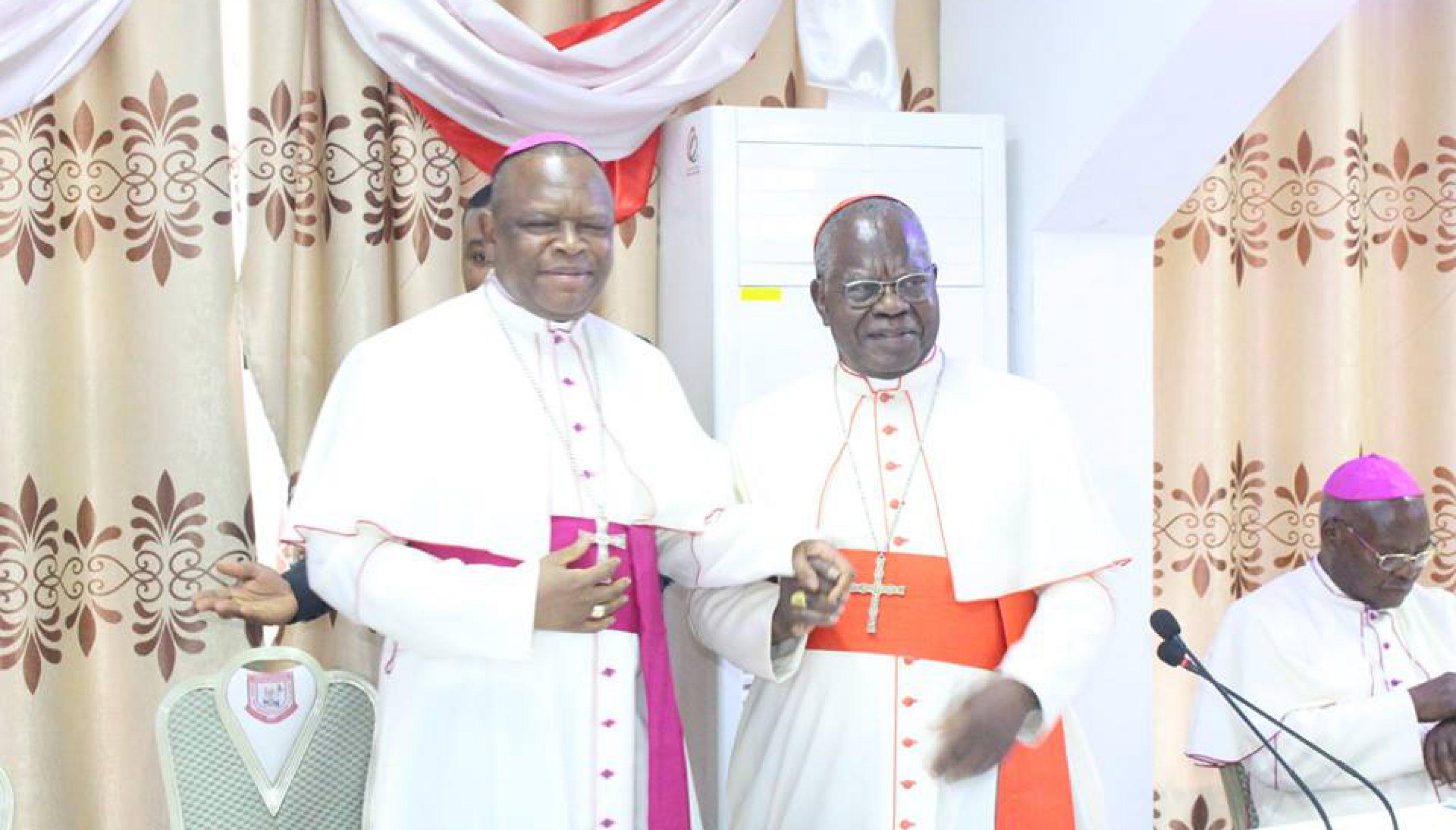 Mgr Ambongo et le card. Monsengwo @ cenco.org