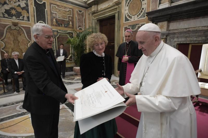 Père Lombardi © Vatican Media