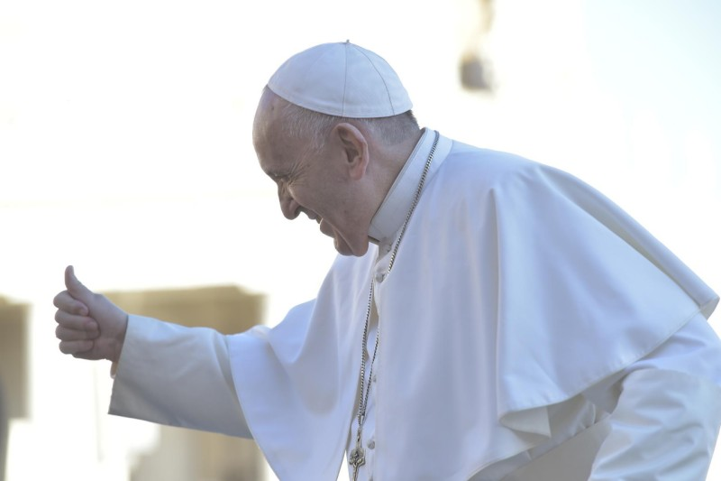 Audience générale du 21 novembre 2018 © Vatican Media