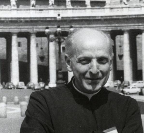 Le p. Pedro Arrupe SJ @arrupe.jesuitgeneral.org