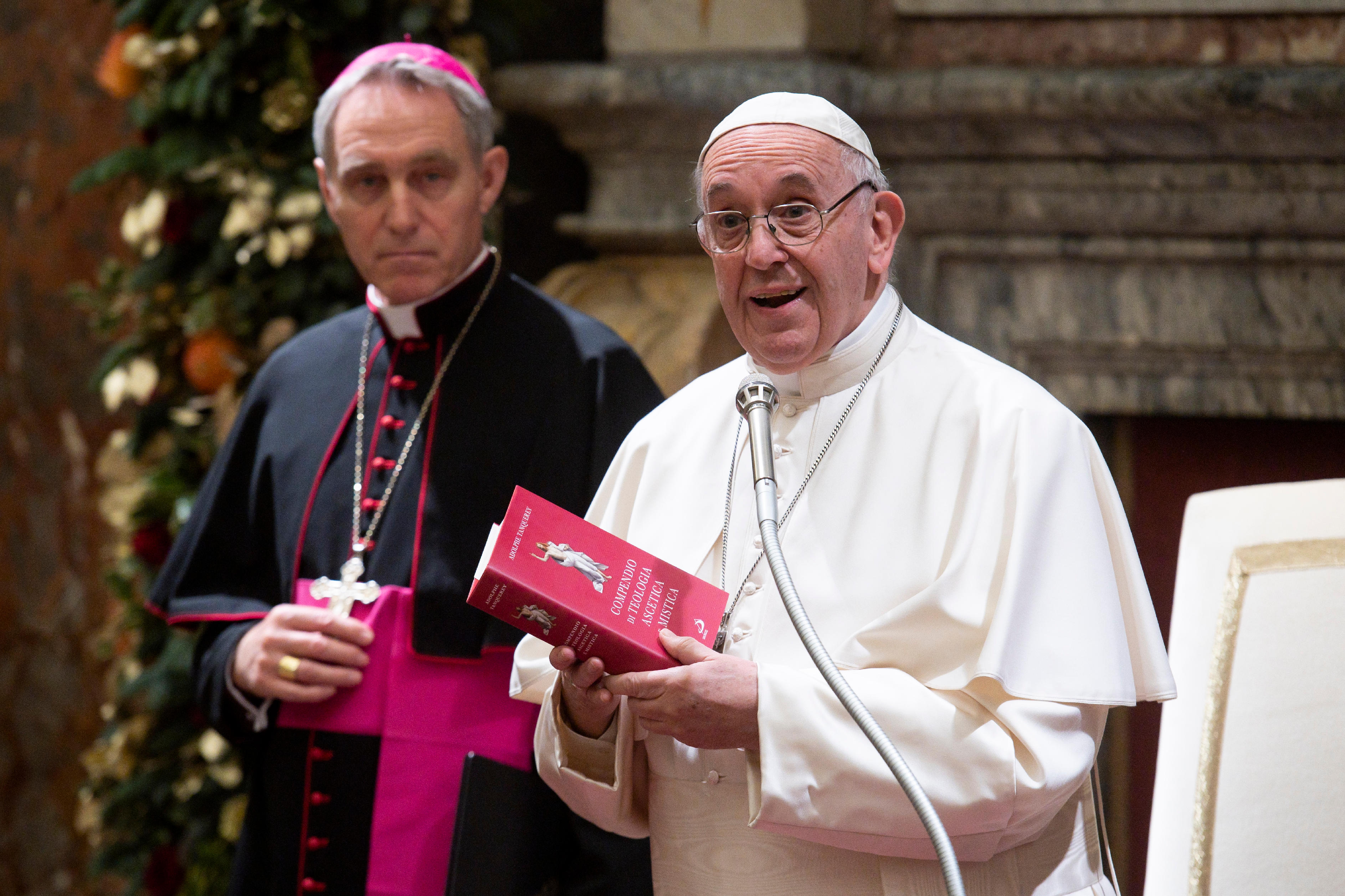 «La vie spirituelle» d'Adolphe Tanquerey © Vatican Media