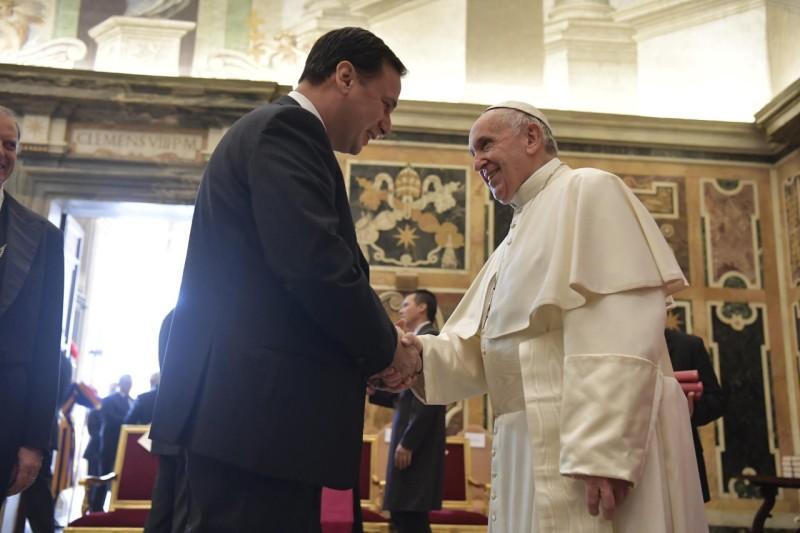 Andrea Monda © Vatican Media