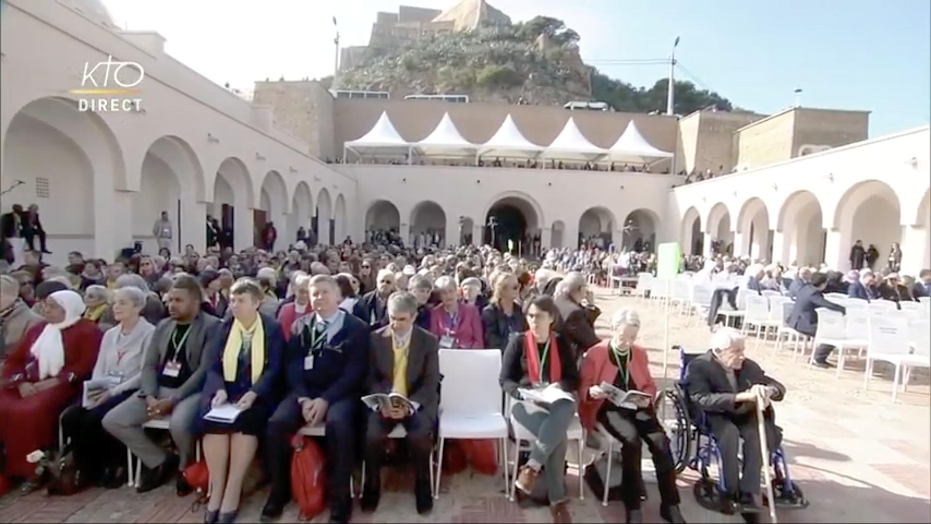Béatifications, Oran (Algérie) @ kto.tv