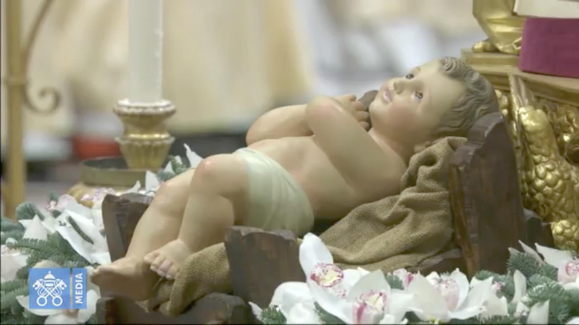 Messe de la nuit de Noël 2018 @ Vatican News