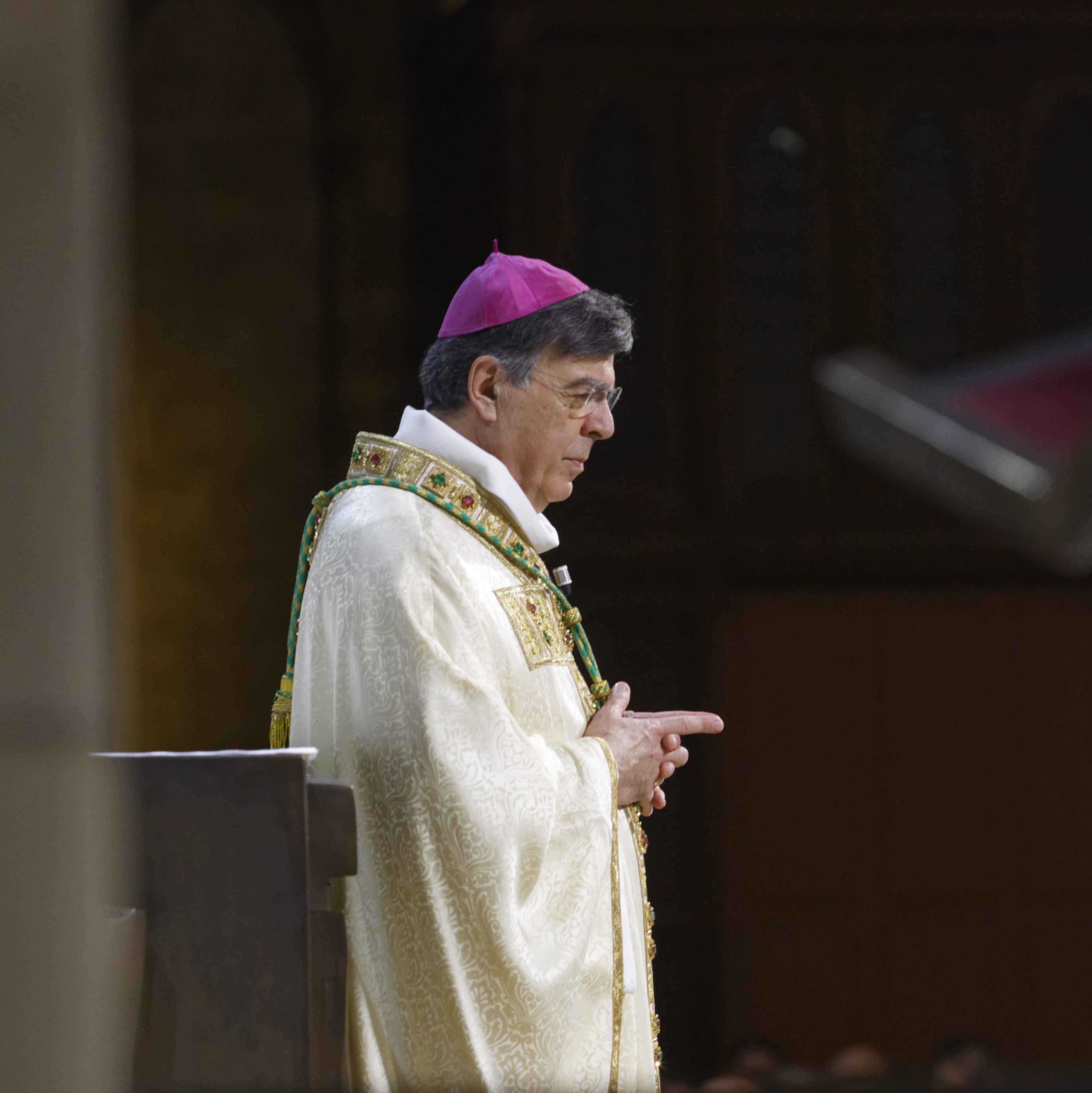 Mgr Michel Aupetit © Yannick Boschat @diocese-paris