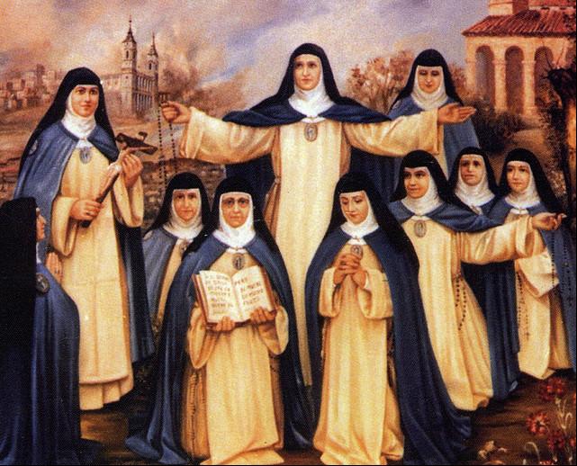 Religieuses franciscaines martyres de 1936 @ diocèse de Madrid