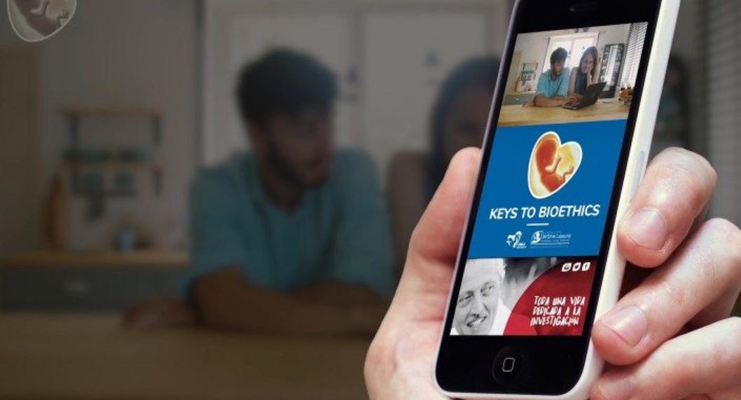App de bioéthique, Vatican News