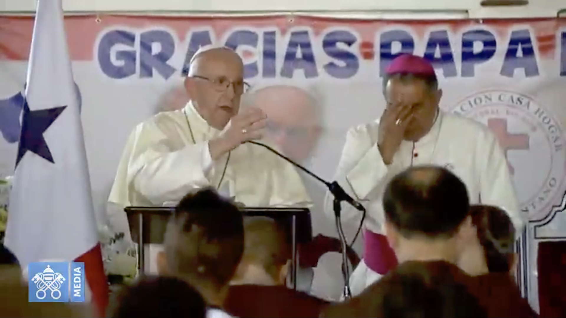 Hogar Buen Samaritano, Panama @ Vatican Media