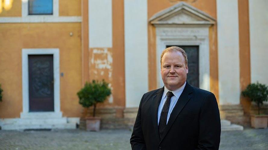 Martin Kurmann © Vatican Media