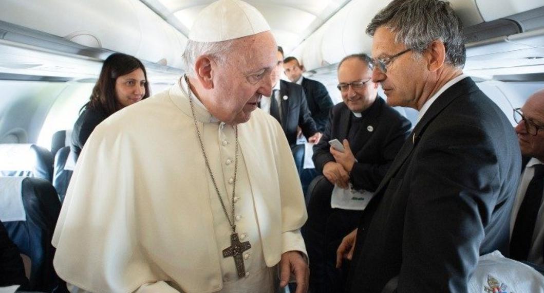 Paolo Ruffini © Vatican News