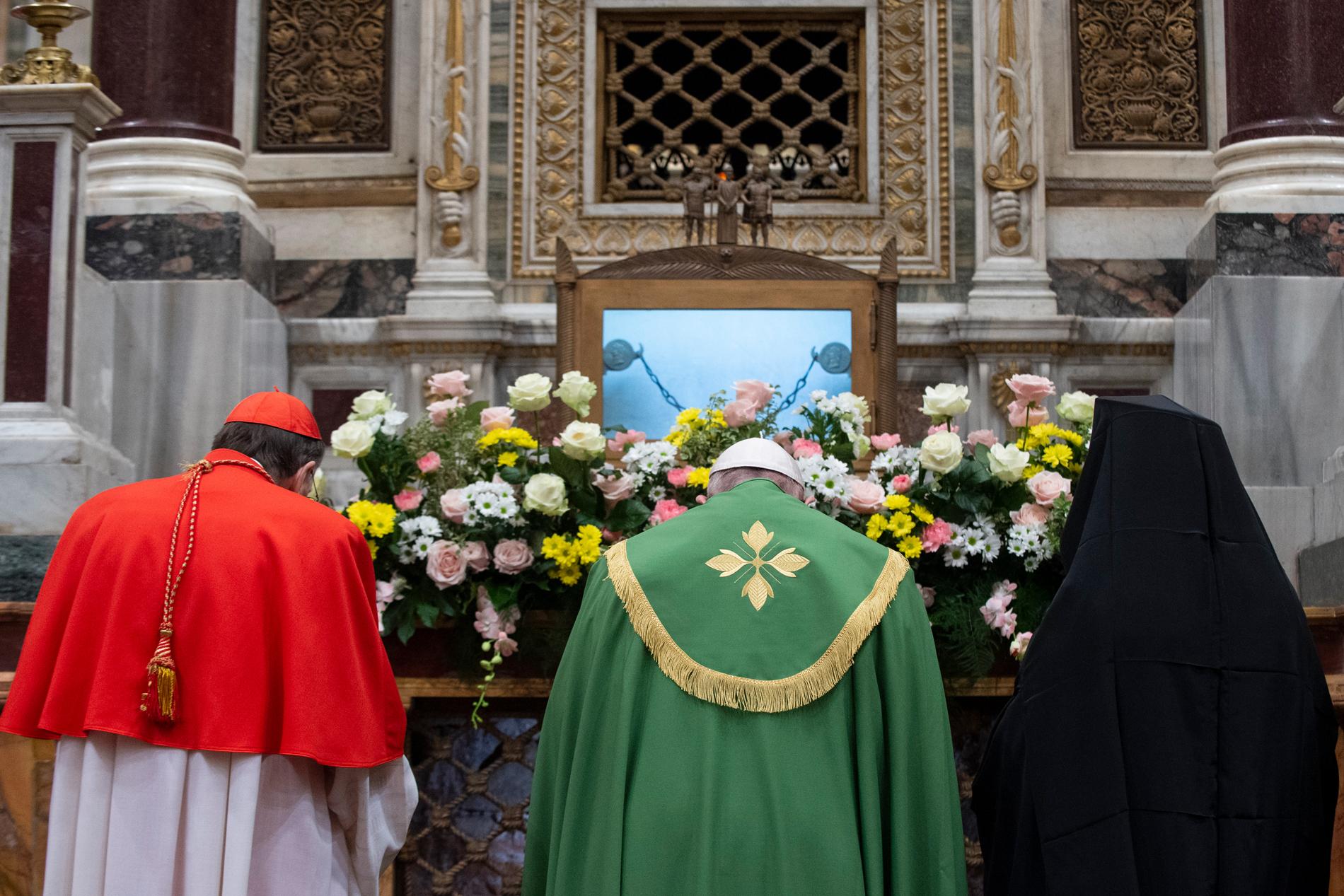 Semaine de prière pour l'Unité des chrétiens © Vatican Media