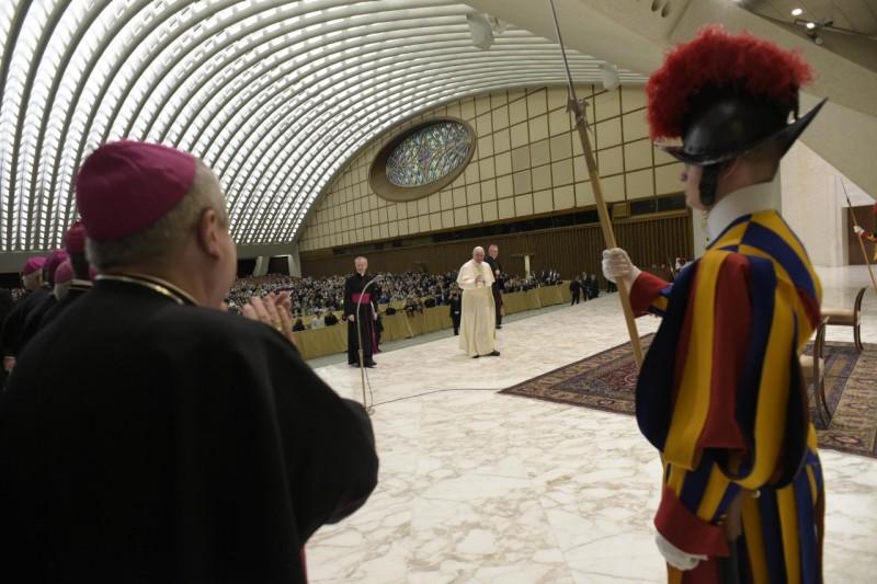 Audience générale du 9 janvier 2019 © Vatican Media