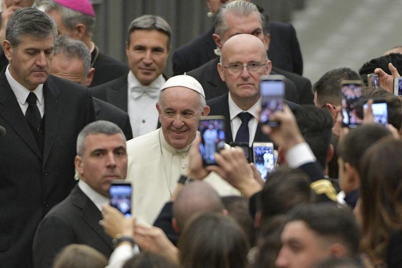 Audience générale du 2 janvier 2019 © Vatican Media
