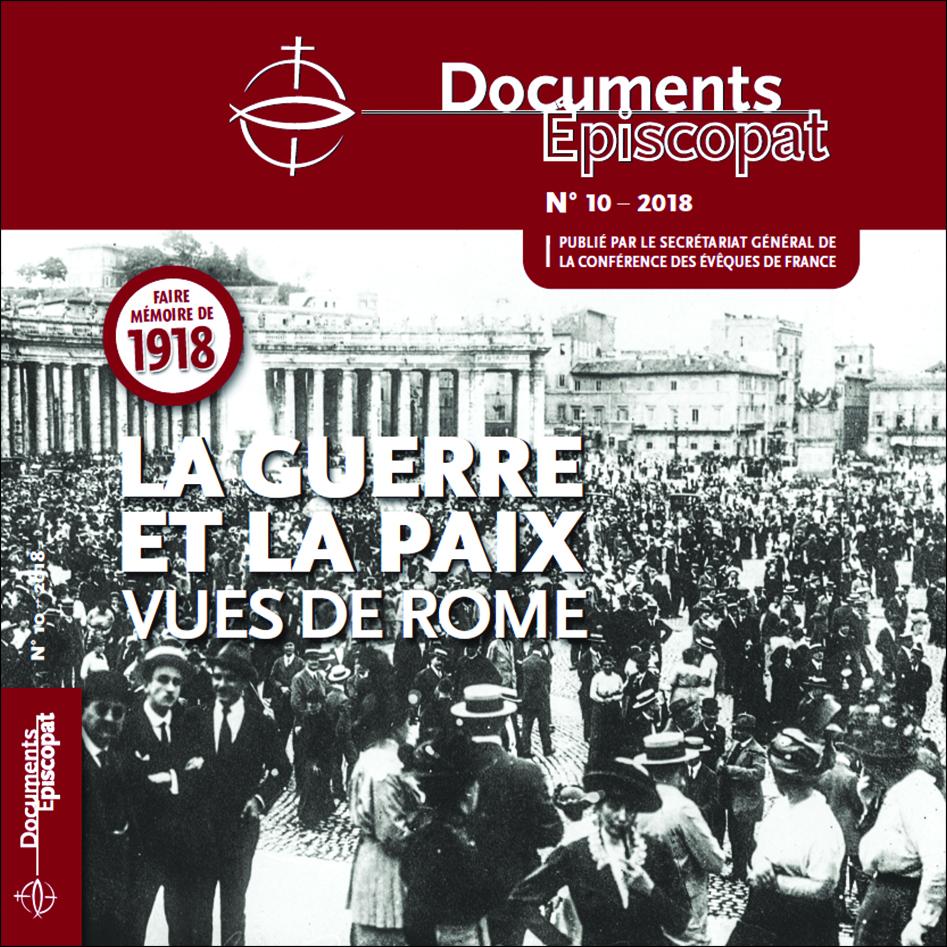La guerre et la paix vues de Rome @ Documents épiscopats
