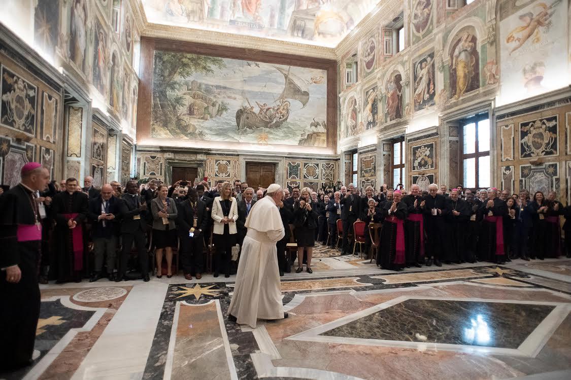 Académie pour la vie 25/2/2019 © Vatican Media