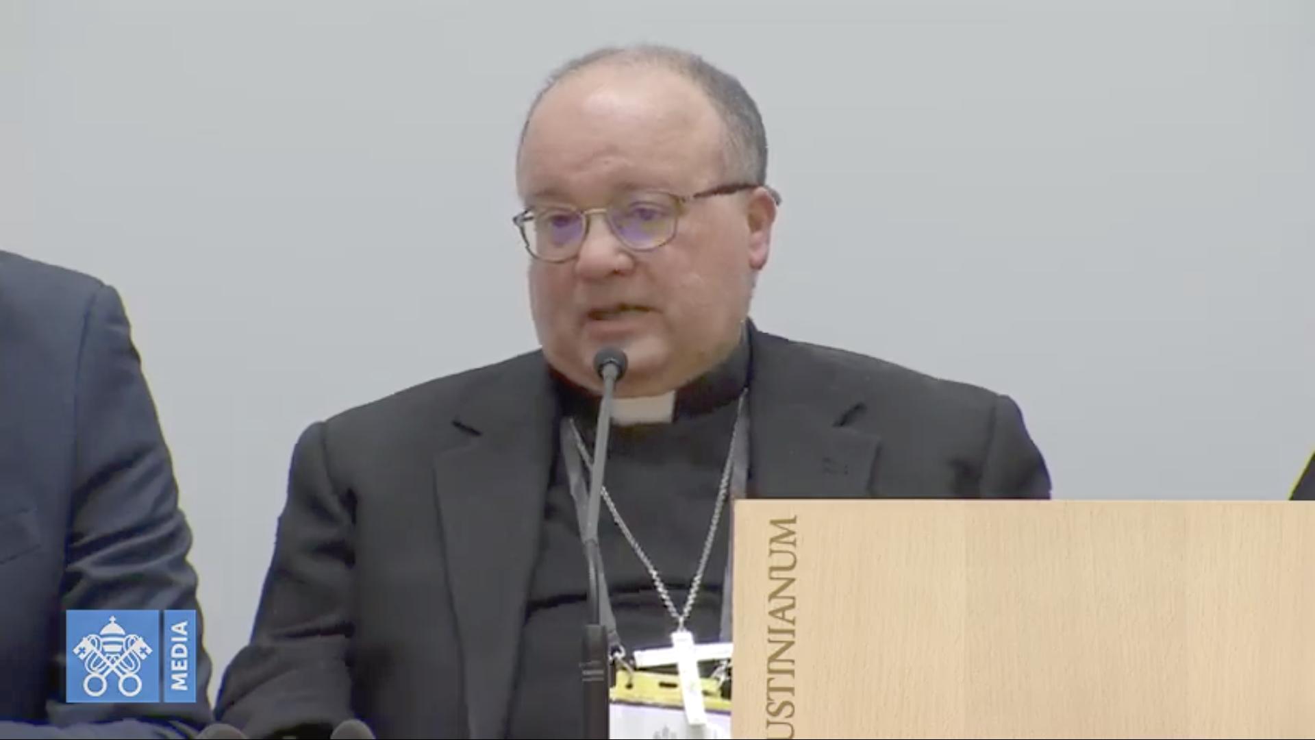 Mgr Charles Scicluna @ Vatican Media
