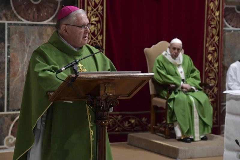 Messe de conclusion de la rencontre sur la protection des mineurs, 24 février 2019 © Vatican Media