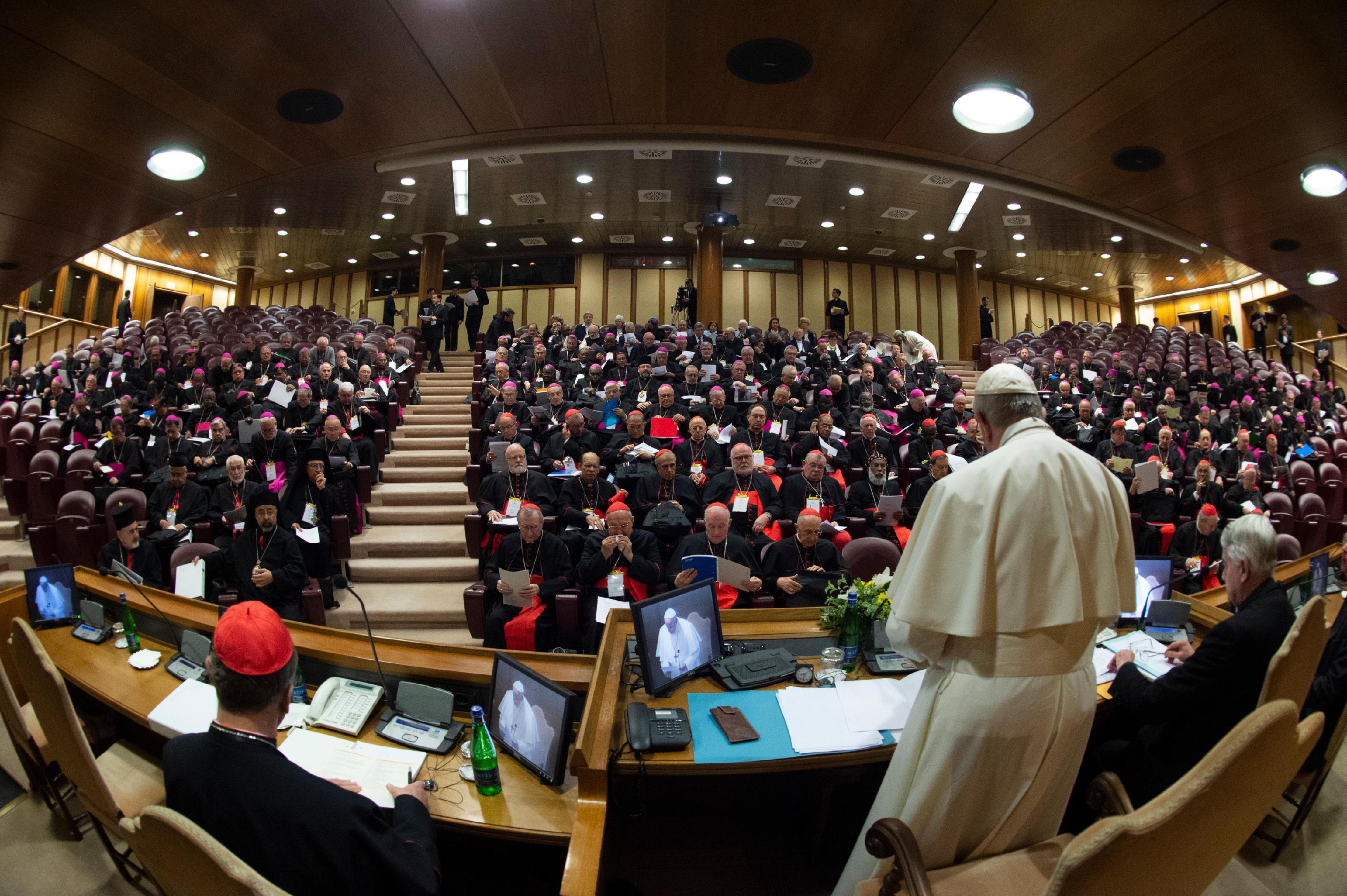 Protection des mineurs 21/2/2019 © Vatican Media