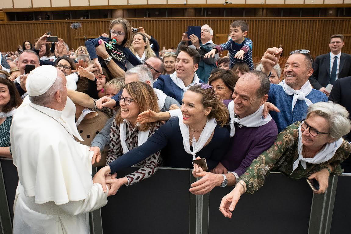 Centre touristique des jeunes © Vatican Media