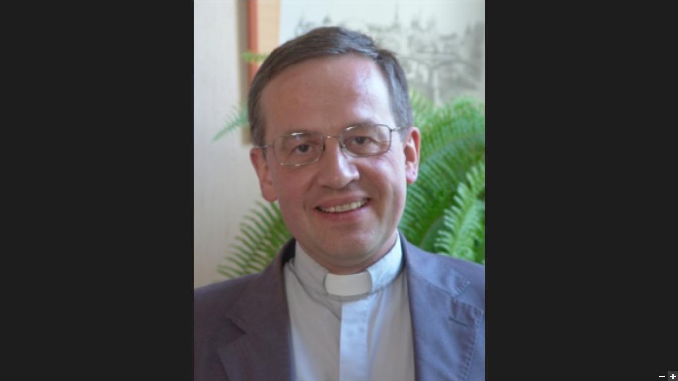 Mgr P. Descourtieux @ Diocèse de Paris