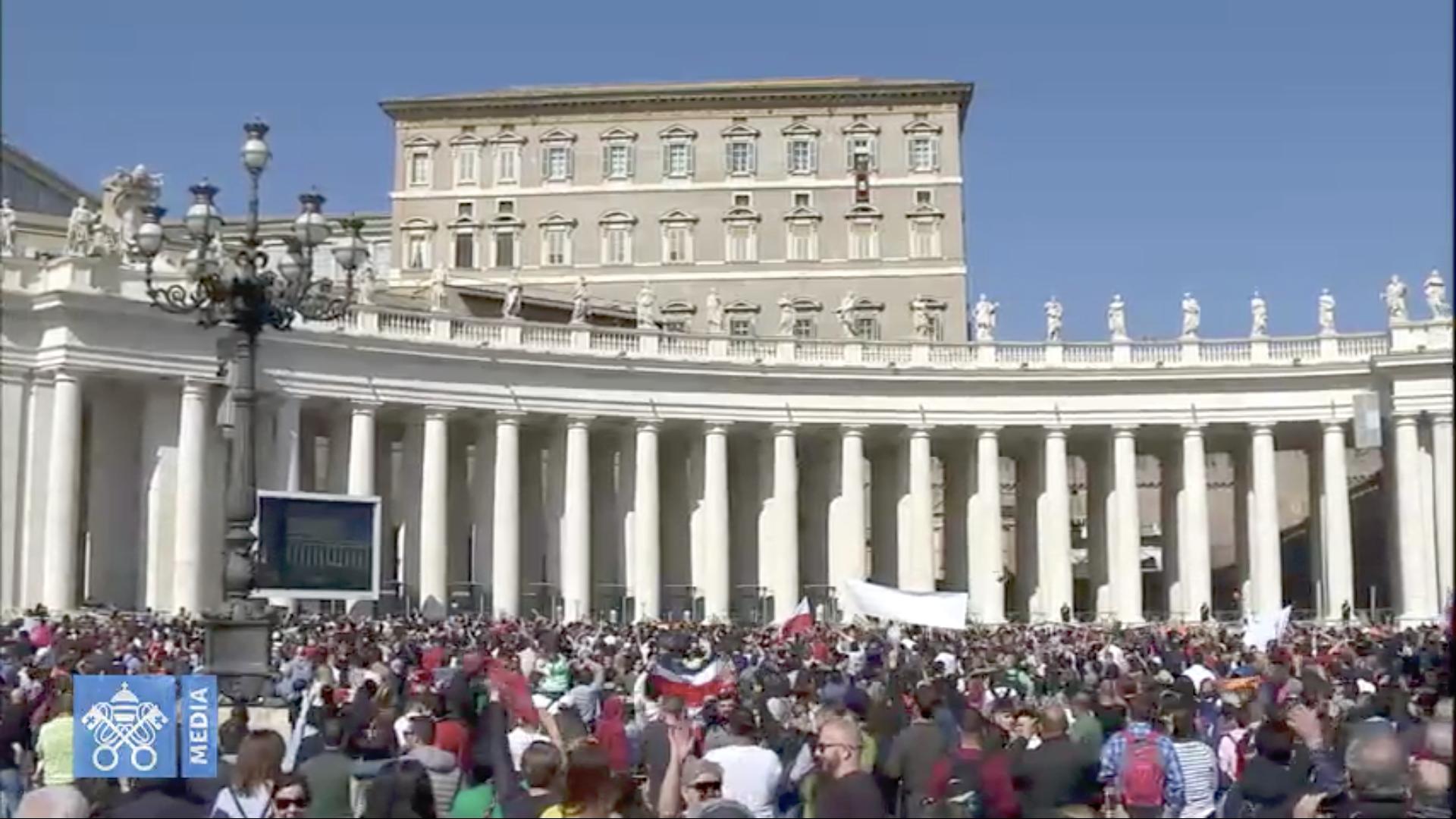Angélus du 3/3/2019 @ Vatican Media