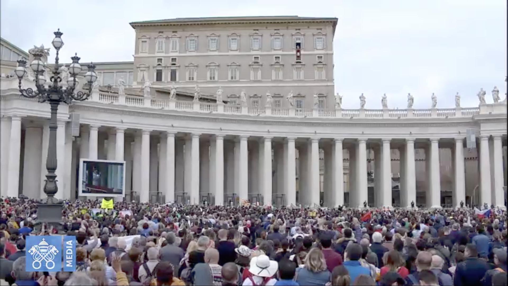 Angélus, 17 mars 2019 @ Vatican Media