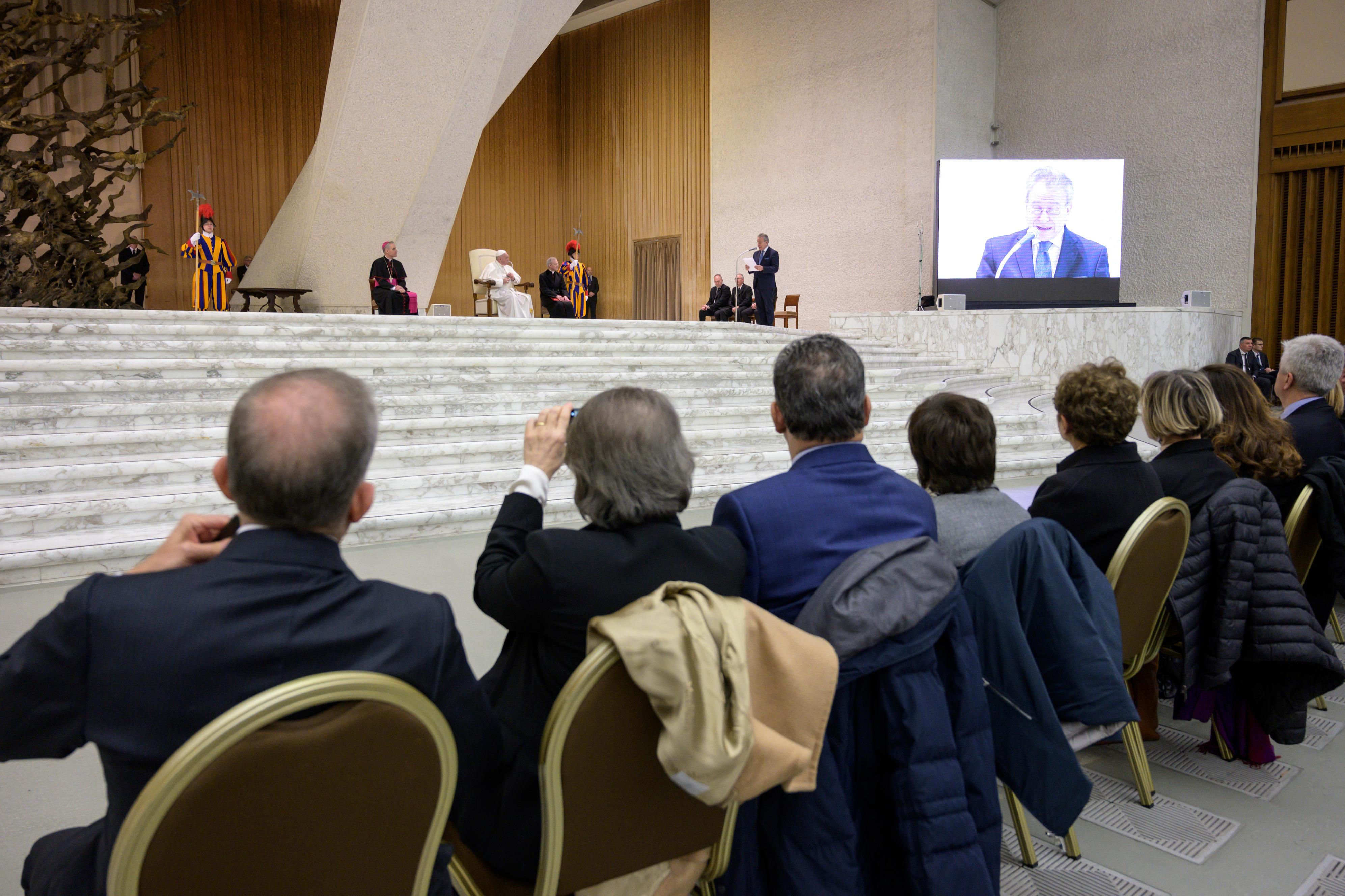 Cour des comptes italienne © Vatican Media