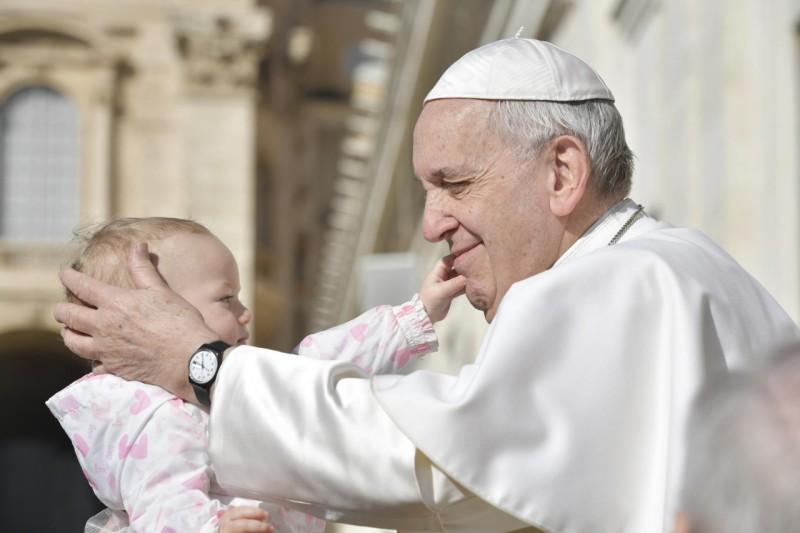 Audience générale du 6 mars 2019 © Vatican Media