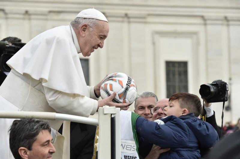 Audience générale du 27 mars 2019 © Vatican Media