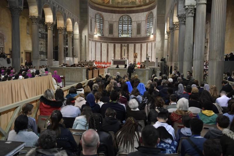 Messe des cendres 2019 © Vatican Media